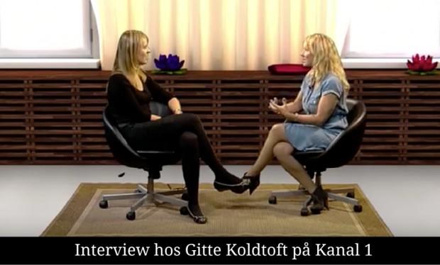Feng shui Gitte Koldtoft interview